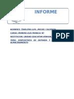 Informe Dispositivos de Entrada y Salida de Almacenamient