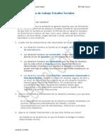 Guía de Trabajo Estudios Sociales