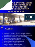 SSM Constructii Statii carburanti Suport Curs