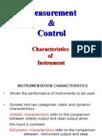 chareteristics