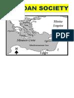 Minoan Society