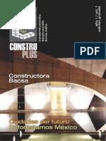 Revista Constru Plus Año 1 No. 1