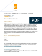 Code Your Own PHP MVC Framework in 1 Hour.pdf