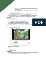 instructional plans