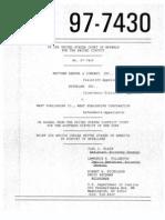 US Department of Justice Antitrust Case Brief - 00500-1191