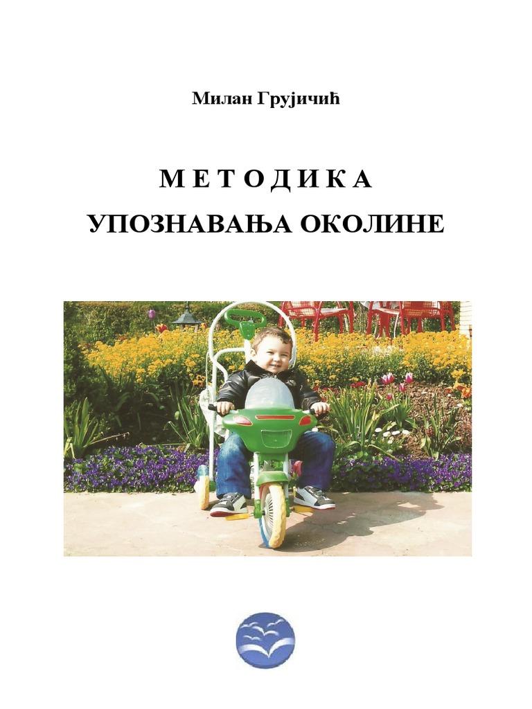 Metodika Upoznavanja Okoline - Milan Grujicic PDF | PDF