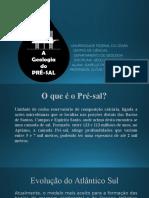 Geologia do Pré-sal