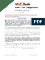 Recumbent Trike Design Primer