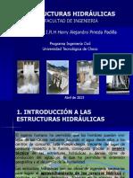 Curso Estruturas Hidráulicas Introducción