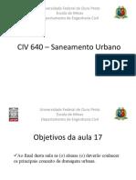 Aula 17 - Drenagem Urbana.pdf