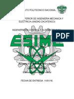 Reporte Del Proyecto - Electronica