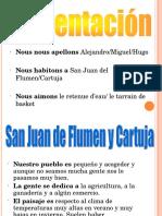 Cartuja de Monegros y San Juan del Flumen