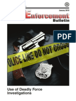 FBI Law Enforcement Bulletin - January 2010