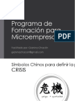 Programa de Formación para Microempresarios