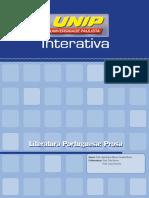 Literatura Portuguesa Prosa