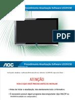 Guia Atualizacao Software Le22h158
