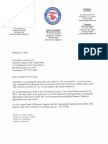 Mazzulli Letter to Ag Lynch