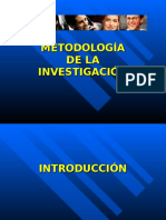 Metodología de La Inv.