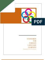 ACTFL National Standards