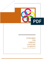 ACTFL National Standards