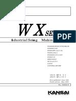 Partsbook Kansai WX Series.Pdf