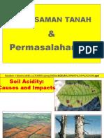 Dasar Ilmu Tanah Kemasaman Tanah Dan Masalahnya