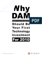 Why Digital Asset Management Should Be Your First Technology Investment for 2010