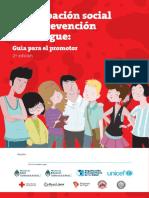Participación Social en La Prevención Del DENGUE-Guía Para El Promotor