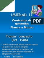 Contrato UNIDAD 11