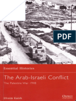 Osprey - Essential Histories 028 - The Arab-Israeli Conflict