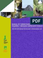 Manual de Turismo Rural 2003