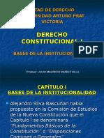 4 Derechoconstitucional Basesdelainstitucionalidadi 110531111635 Phpapp01