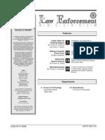 FBI Law Enforcement Bulletin - Aug01leb