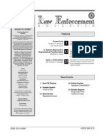FBI Law Enforcement Bulletin - Oct01leb