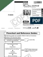 Manual Básico - Canon a570is