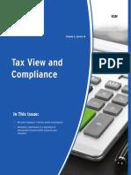 Tax Volume
