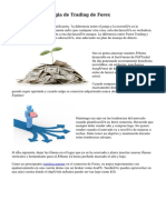 Sistema de estrategia de Trading de Forex