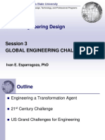Global Engineering Challenges