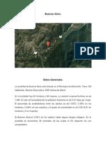 Localidades de Motozintla