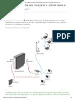 Configurar WAN y LAN Para Conectarse a Internet Desde El Servidor _ Comunidad Ryohnosuke