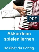 Akkordeon Spielen Lernen - So Übst Du Richtig - Gerd Moritzen