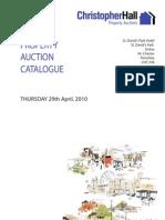 Auction Catalogue April 2010