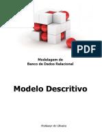 Banco dados Modelo Descritivo
