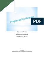 Programacion Modular Resumen