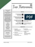 FBI Law Enforcement Bulletin - Sept03leb
