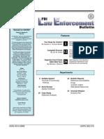 FBI Law Enforcement Bulletin - April04leb