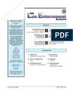 FBI Law Enforcement Bulletin - Aug04leb