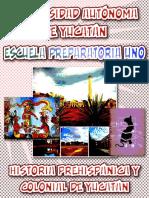 Cómic - Descubrimiento de Yucatán
