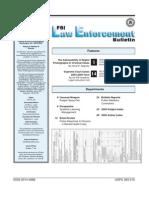 FBI Law Enforcement Bulletin - Dec05leb