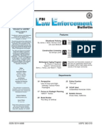 FBI Law Enforcement Bulletin - Nov05leb